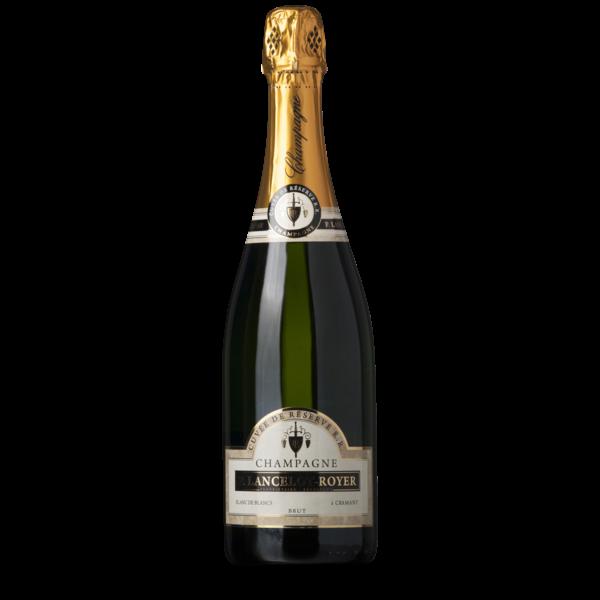 Champagne Lancelot Royer Cuvee de Reserve R.R., AOP