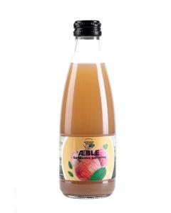 Økologisk Ufiltreret Æblemost