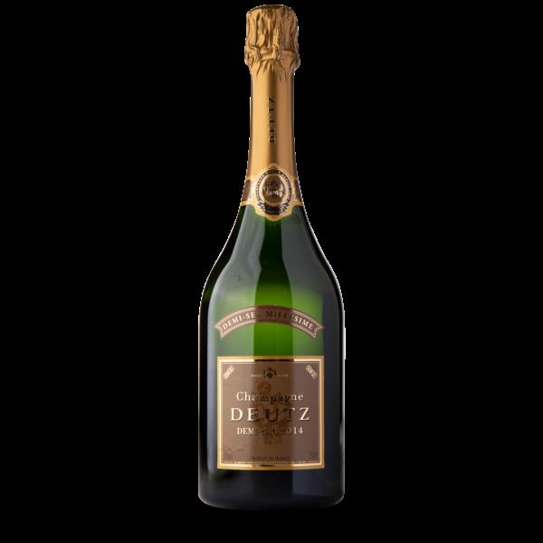 2014 Deutz Demi Sec Vintage, AOP Champagne Deutz
