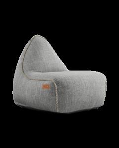 Cobana Lounge Chair Light Grey