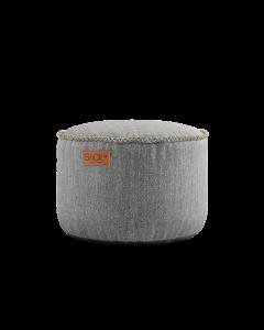 SACKIit Cobana Pouf Light Grey